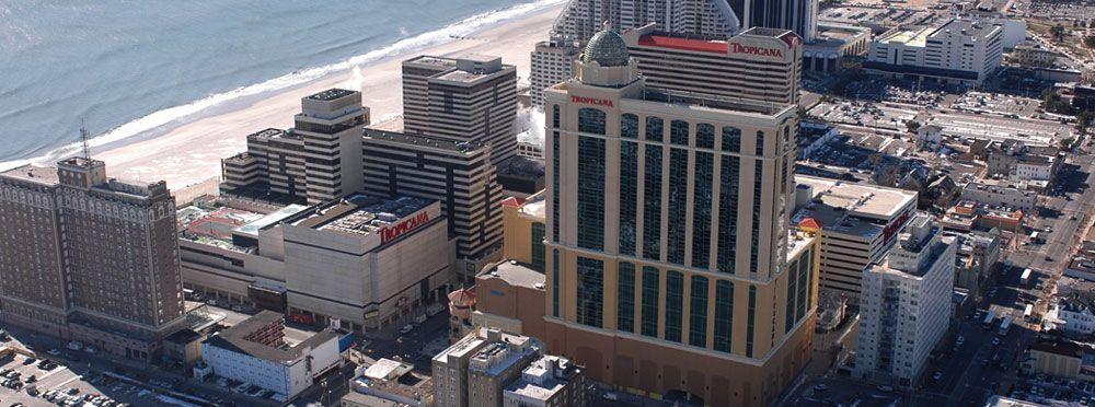 Tropicana Atlantic City New Jersey Boardwalk Hotel Atlantic City Hotels Casino Resort