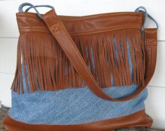 denim purse – Etsy MX