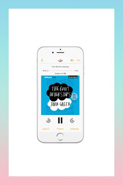 We get it — reading is not fundamental for everyone. With audiobooks, though, you can escape your own morning and listen to the novels your coworkers are buzzing about on your way to the office. #refinery29 http://www.refinery29.com/morning-beauty-product-round-up#slide-6