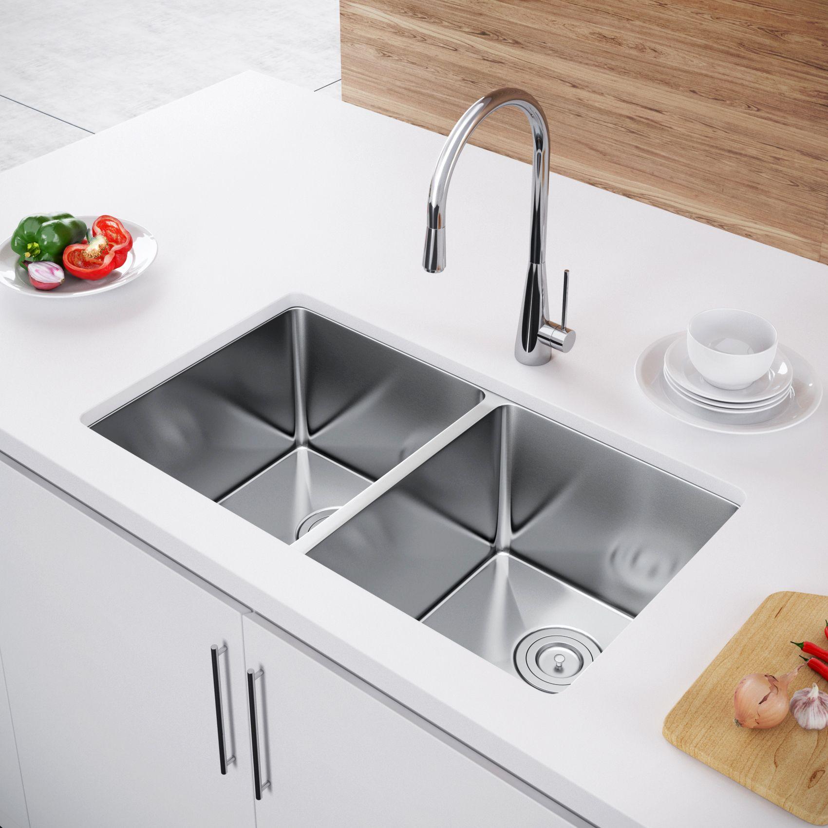 Pin On Stainless Steel Kitchen Sinks