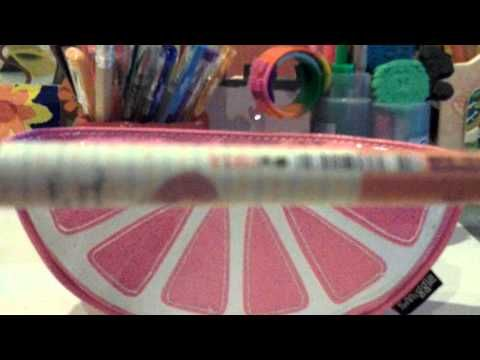 What's in my pencilcase 2 - YouTube