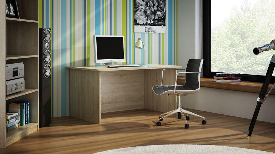 Schreibtisch Computertisch PC Tisch Büro Jugendschreibtisch Arbeitstisch |  EBay