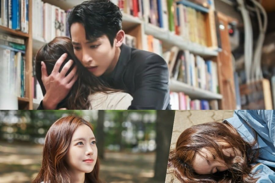 "Lee Soo Hyuk Holds Jin Se Yeon Close As She Is Lured Into Grave Danger In ""Born Again"""