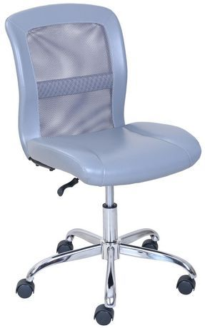 Mainstays Mainstays Mesh Back Office Chair Grey With Images
