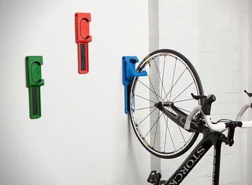 Cycloc Endo Bicycle Storage Bicycle Wall Mount Bike Storage Systems Bicycle Storage