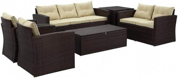 Best Sol 72 Outdoor Arlington 6 Piece Sofa Seating Group With 400 x 300