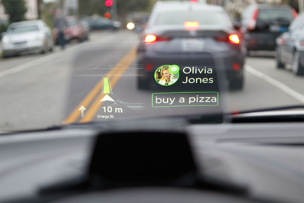 1 Head-Up Display For Your Car | HUDWAY Drive | Wireless charger, Phone  project, Head up display