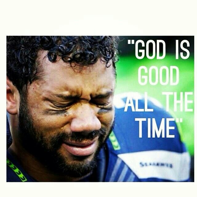 God is sooooo good, all the time!