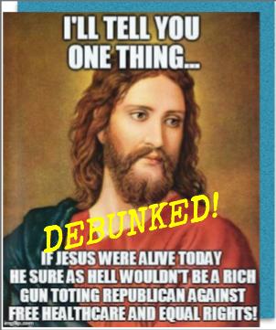A Leftist Christmas Meme: DEBUNKED! » Politichicks.com | Faith ...