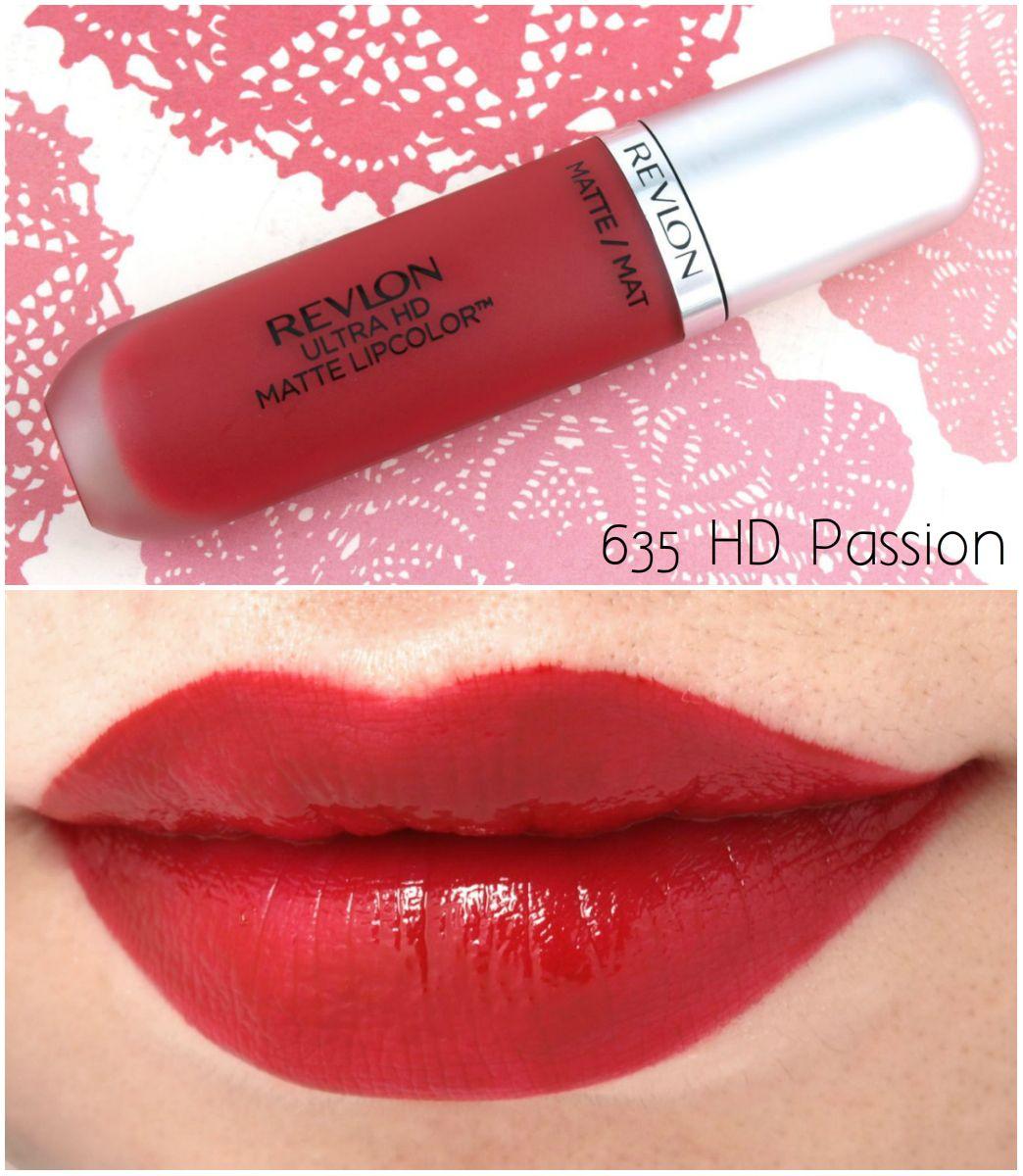 Nouveau Rouge à Lèvres Ultra Hd De Chez Revlon Vraiment