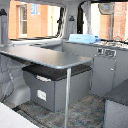 Mazda Bongo Campervan Conversion Rear Weekender Design Supply Only 1 150inc Vat