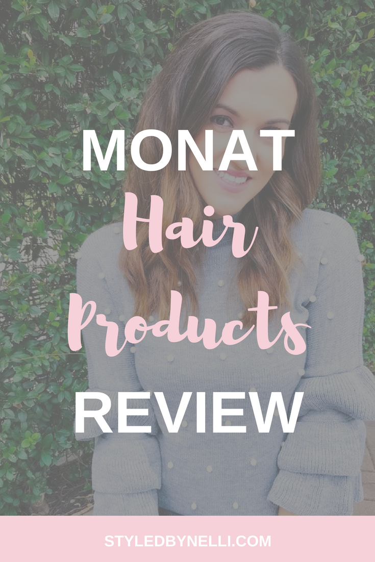 My Honest Review of Monat Haircare (And Why You May Not