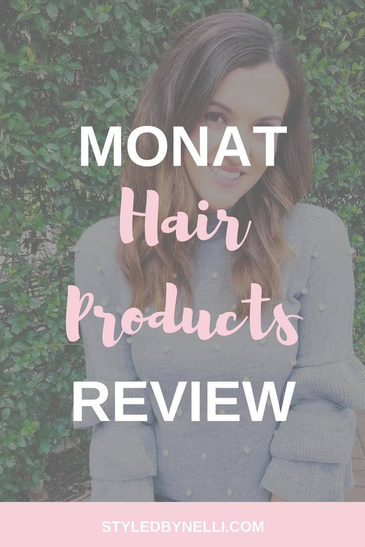 Monat Hair Products Review. Monat hair, Monat hair