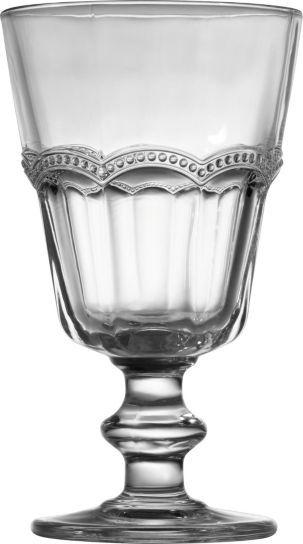f7b3f070b50a Waitrose Patisserie pressed beaded wine glass - Waitrose Kitchen ...