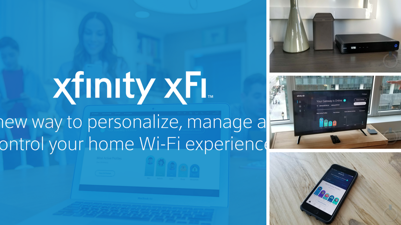 Comcast Xfinity xFi Home WiFi InDepth Walkthough