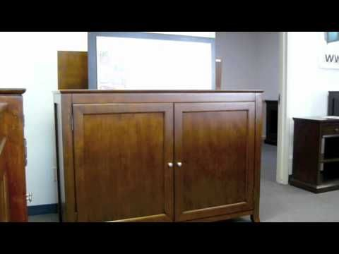 berkeley tv lift cabinet by touchstone home products