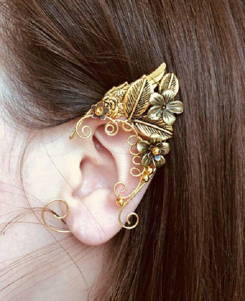 Elf Ears Classic Style In Silicone Elf Ears Fairy Ears Elf Cosplay