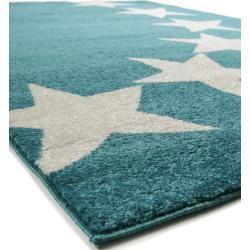 Photo of benuta Kids Kinderteppich Fantasia Blau 160×230 cm – Kinderteppich mit Sternenbenuta.de
