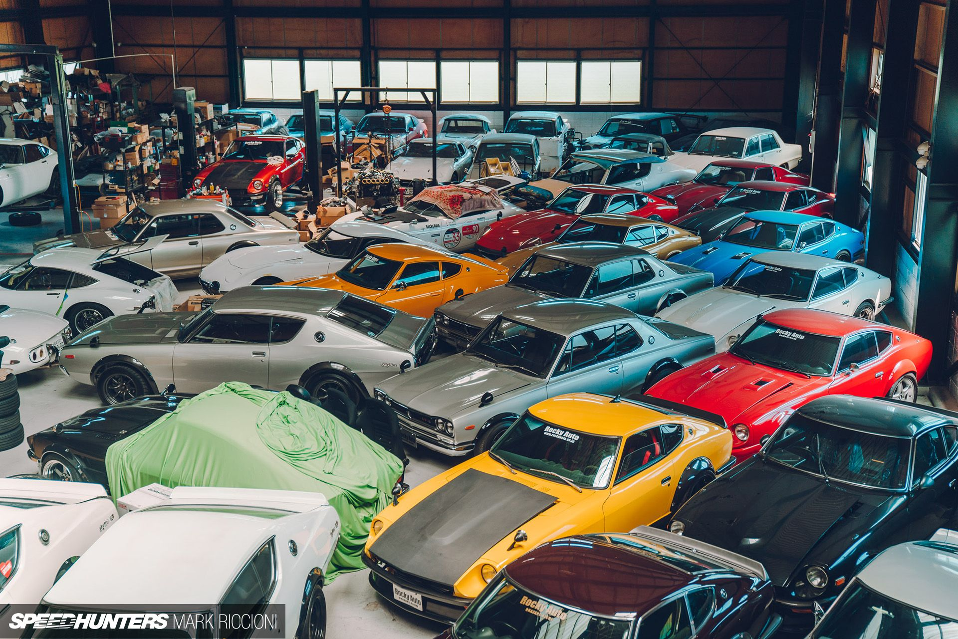 Rocky Auto The Antithesis To Supercar Collections Speedhunters Super Cars Car Collection Japanese Cars