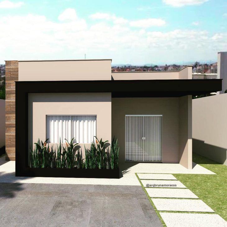 Photo of 100 fachadas de casas modernas e incríveis para inspirar seu projeto