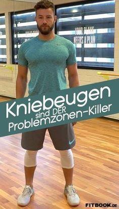 Diese Kniebeugen-Varianten sind DER Problemzonen-Killer