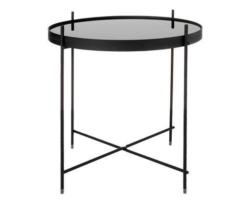 Tablett Tisch Cupid Mit Glasplatte In Schwarz Aus Glas Metall Von Zuiver Online Kaufen Gratis Versand Ab 30 100 Tage Ruc Mit Bildern Beistelltische Beistelltisch Tisch