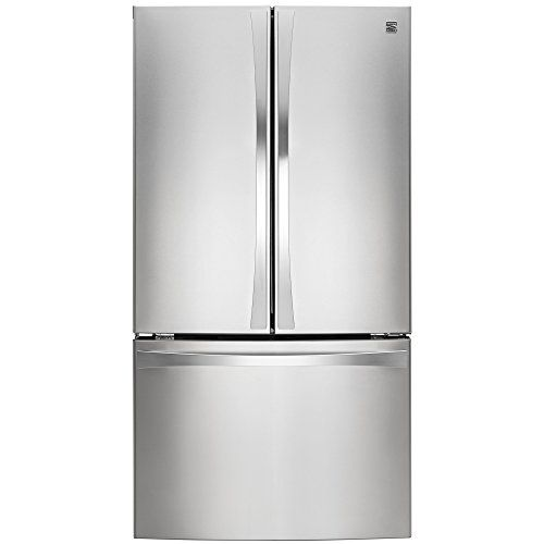 Kenmore Elite 306 Cu Ft French Door Bottom Freezer Refrigerator