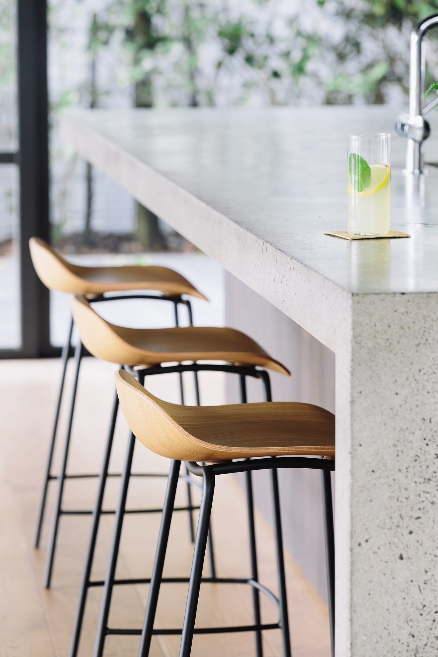 3d Stool Curvaceous For Comfort Nz Designed Furniture Modern