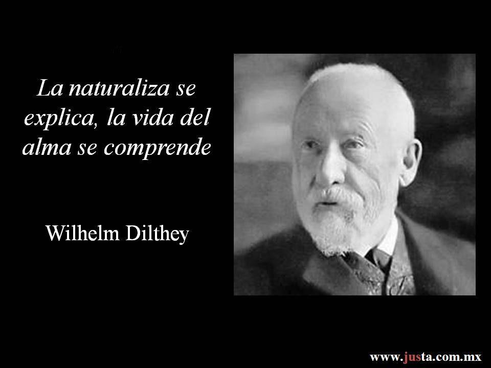 Un Día Como Hoy Muere Wilhelm Dilthey Filósofo Estudioso