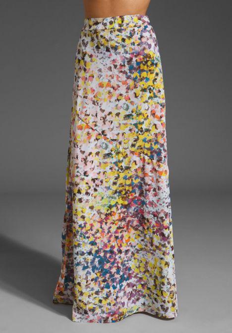 Dahlia Maxi Skirt! So cute!