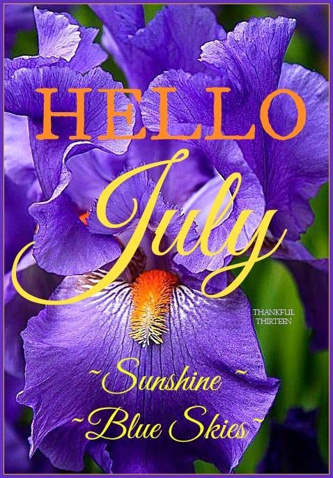 Exceptionnel Hello July! ❤️