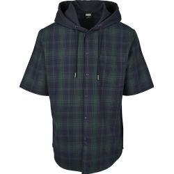 Photo of Urban Classics Hooded Short Short Sleeve Shirt Urban Classics