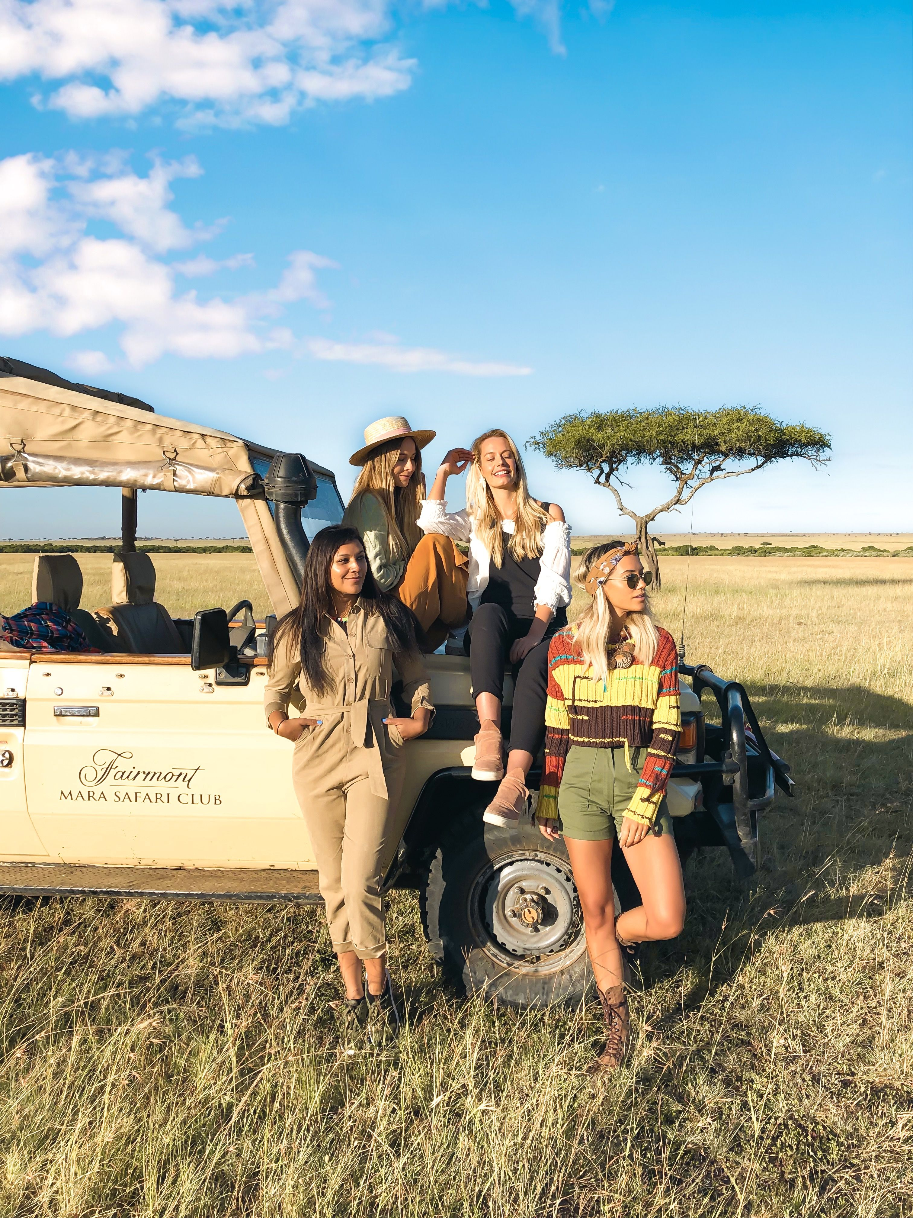 Pin By The Blonde Flamingo On Luxury Safari In Kenya With Fairmont