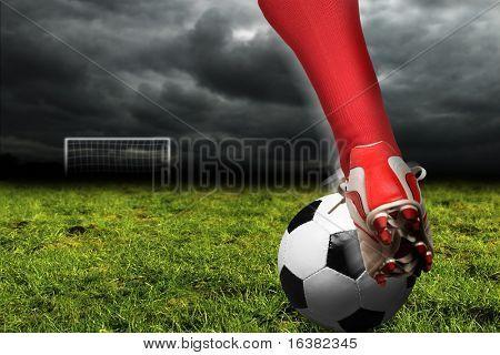 Kickin meaning
