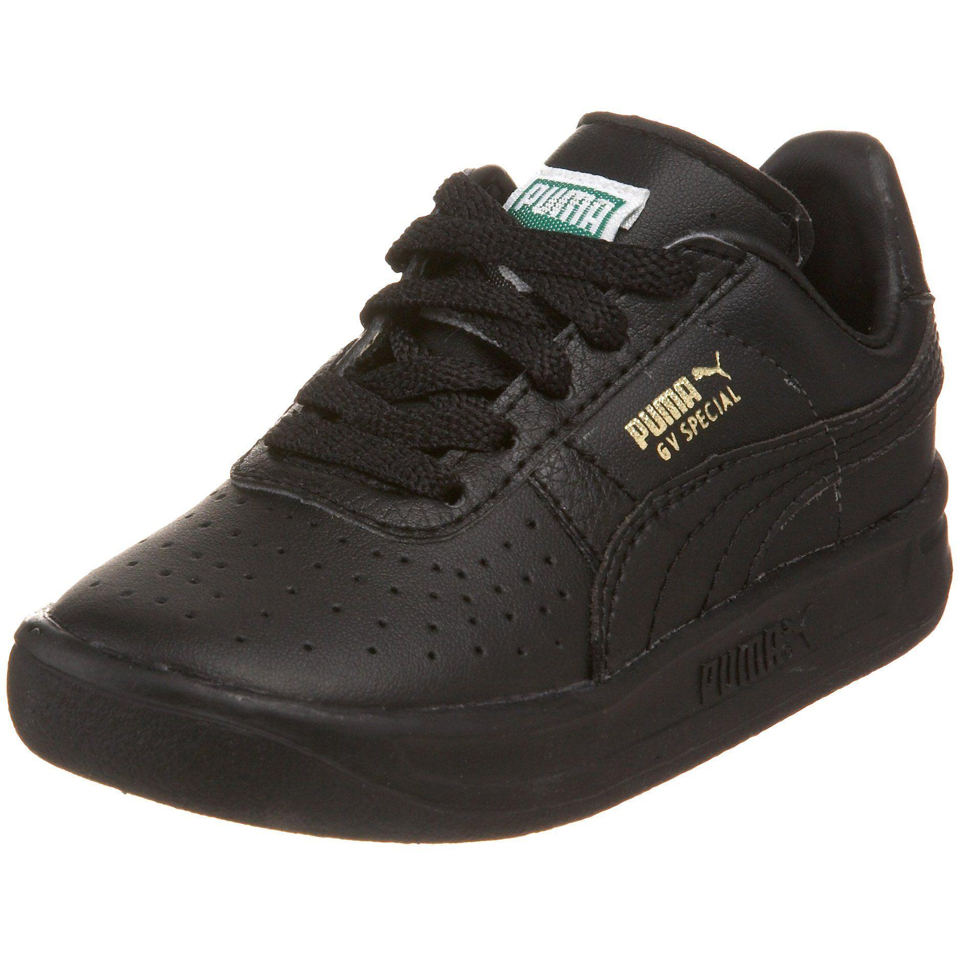 PUMA GV Special Kids Sneaker , Black/Black/Metallic Gold