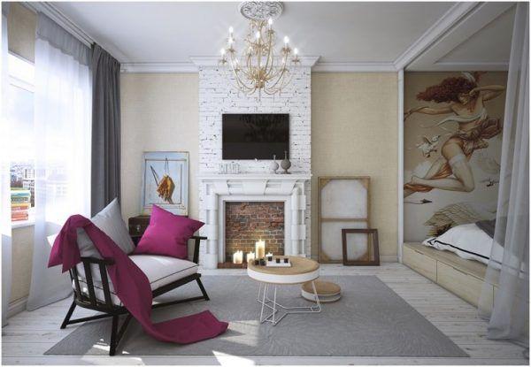 Wohnzimmer ohne Sofa Setup - 20 Ideen und Sitz ...