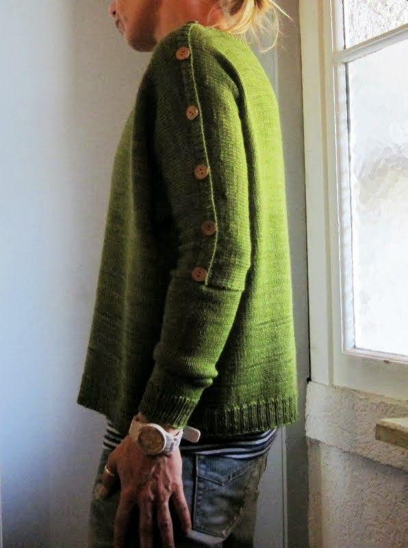 Grasflecken: knitting pattern | Strik | Pinterest | Tejido, Dos ...