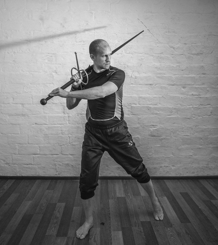 Arte della spada a due mani: Le Guardie // marozzo.com