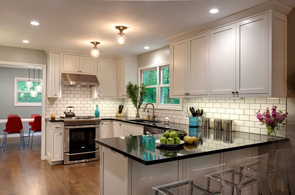 Think Smartly When Designing Your Small Kitchen And Use Space Fascinating Space Saving Kitchen Designs Inspiration Design
