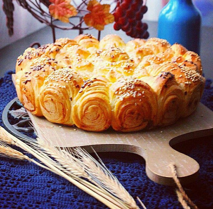 Pain Brioche Serbe Brios Pogaca Bread Brioche Et Bread