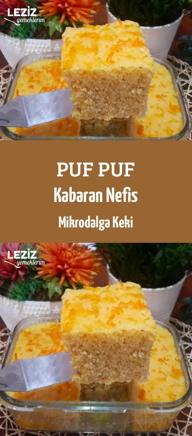 Puf Puf Kabaran Nefis Börek Tarifi