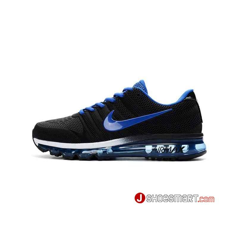 online store 01964 6b9a8 エア マックス 2017 プラスチック (NIKE AIR MAX 2017 KUP ) 849560-004 MENS 男性用 ブラック ブルー  BLK BLUE 黑青 靴 スニーカー シューズ