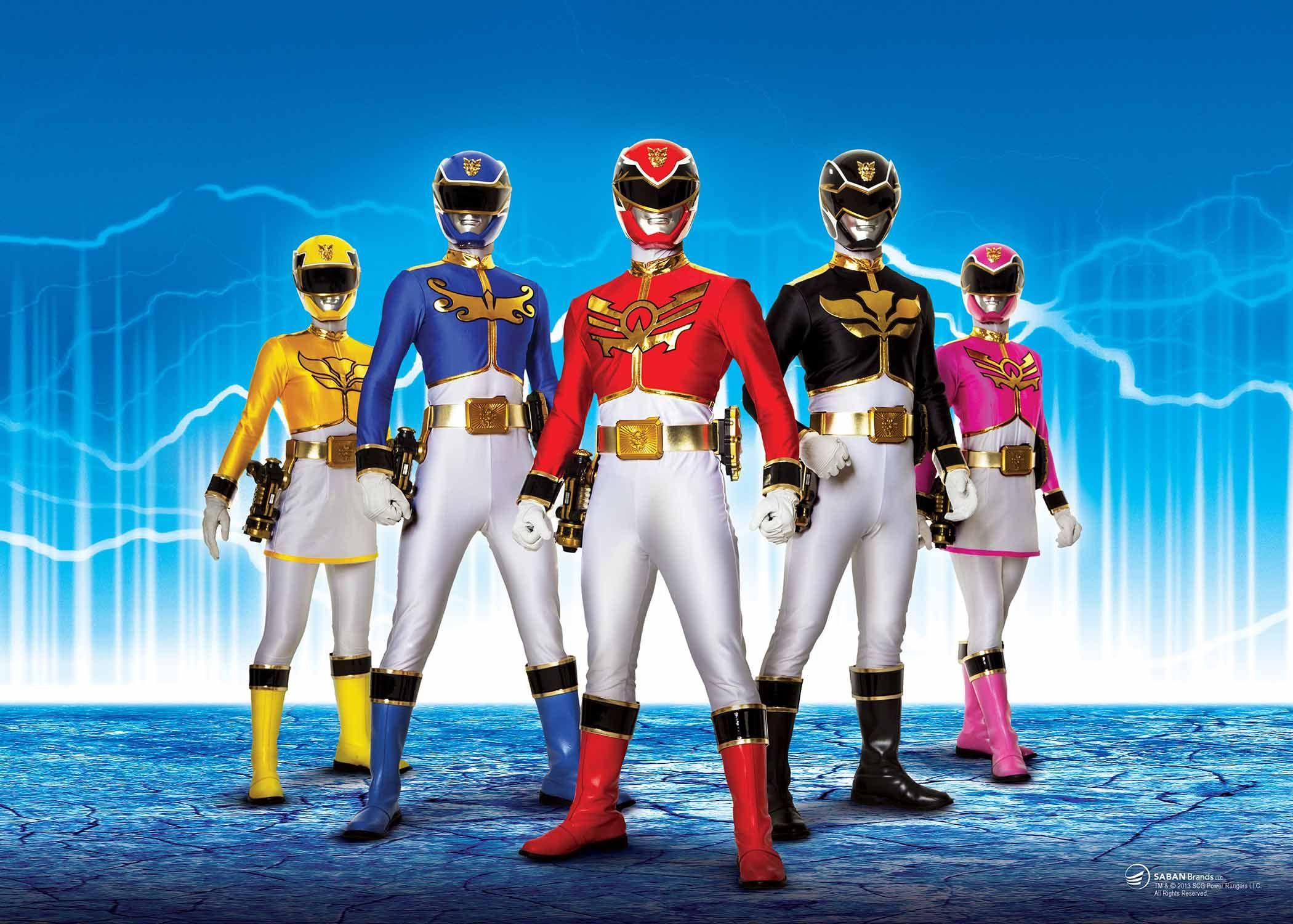 Power Rangers Super Megaforce Wallpaper Full Hd Vxo Movie