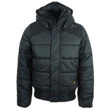g star raw whistler hooded bomber jacket black g star. Black Bedroom Furniture Sets. Home Design Ideas