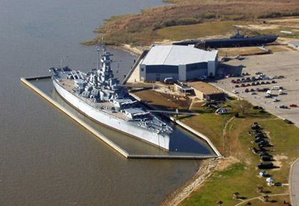 USS Alabama Battleship...I have wanted to see it up close and go inside from the first time I saw it from I-10.