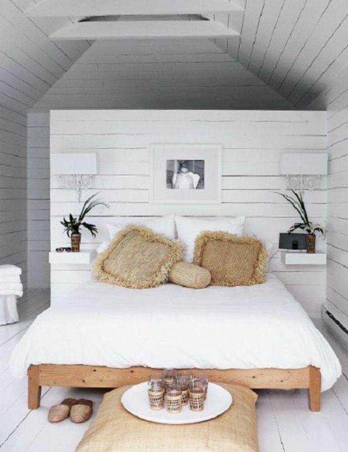 Kleines Schlafzimmer Einrichten   55 Stilvolle Wohnideen | Kleines  Schlafzimmer Einrichten, Schlafzimmer Einrichten Und Kleines Schlafzimmer