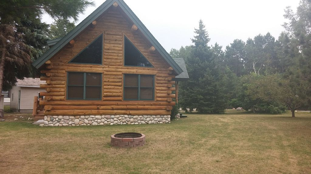Cabin vacation rental in silver lake state park mi usa