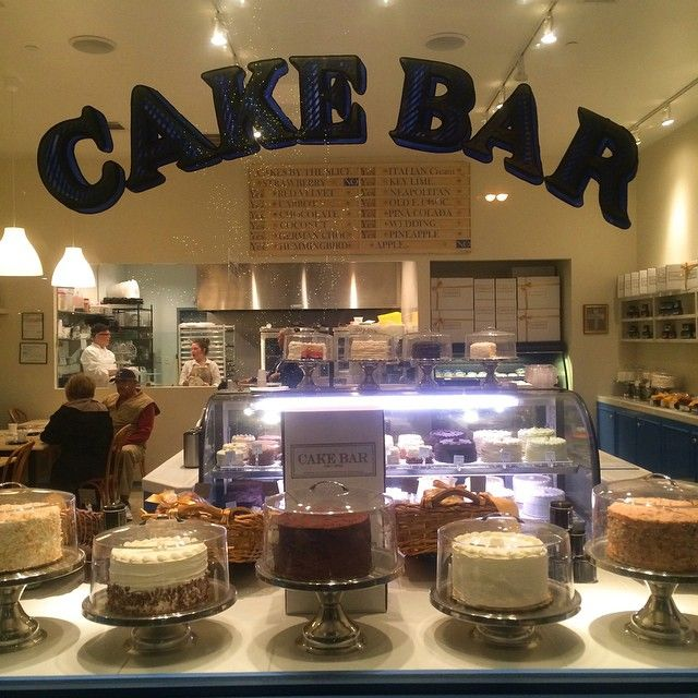 Cake Bar Dessert Trinity Groves Dallas Food Cakes Cake Bars