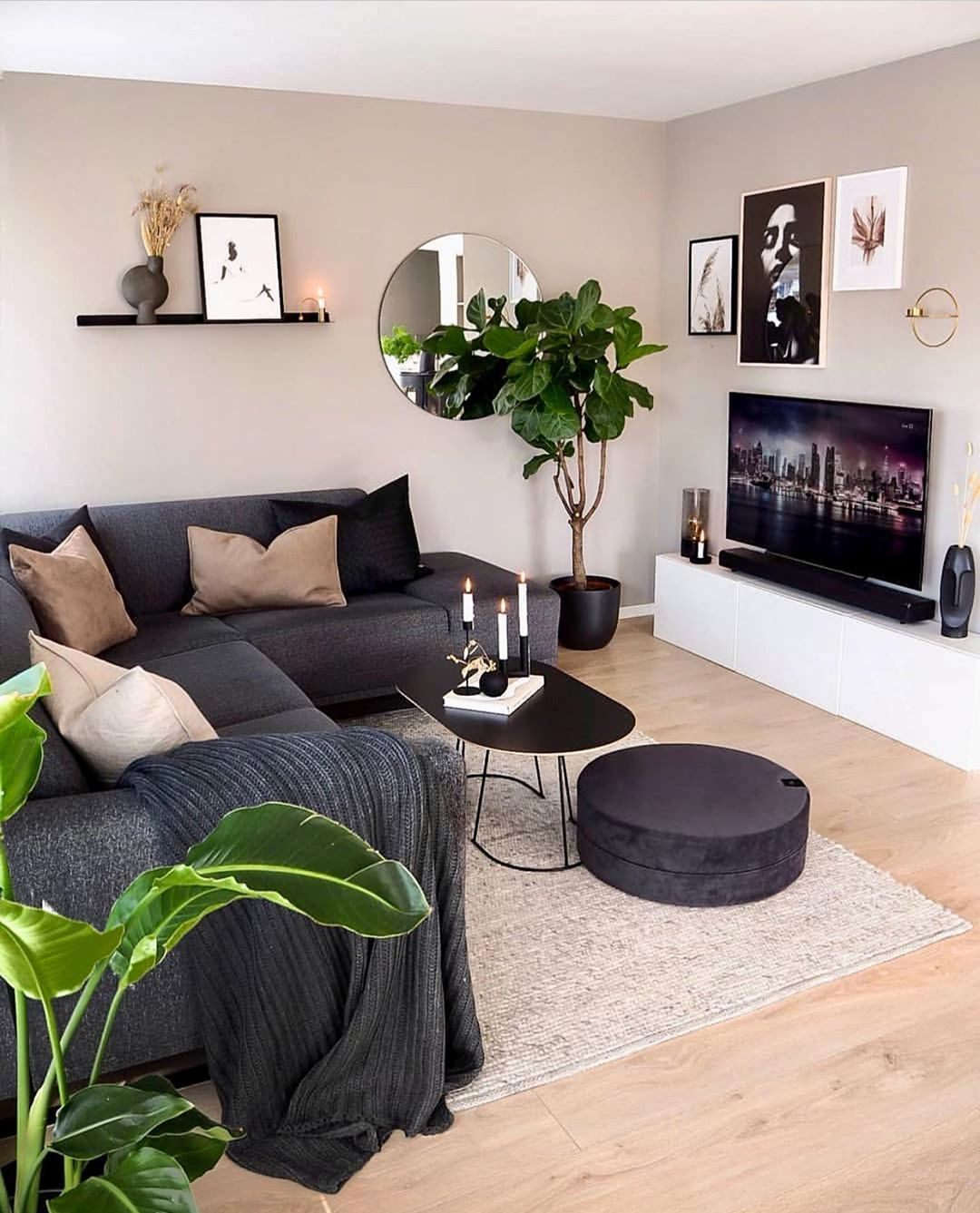 999 Best Living Room Decoration Ideas #homedecor #livingroomdecor #woonkamer