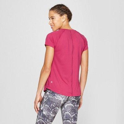 bdba421f Women's Short Sleeve Soft T-Shirt - C9 Champion Berry (Pink) Xxl ...